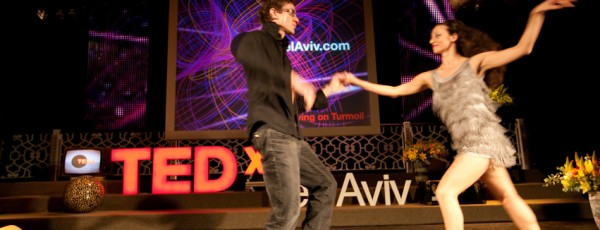 Maya Elhalal TEDx slide1