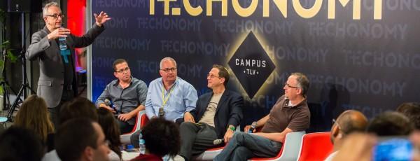 Techonomy Tel Aviv Panel