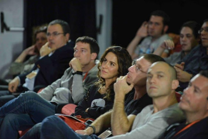 failcon tel aviv audience