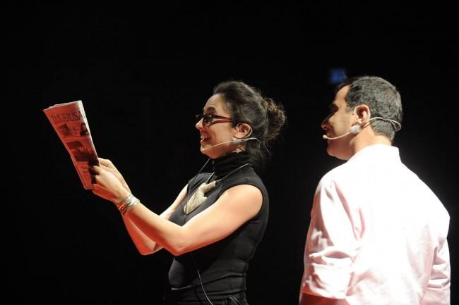Amnon Shaashua TED MED Maya Elhalal Levavi Israel Mobileye OrCam