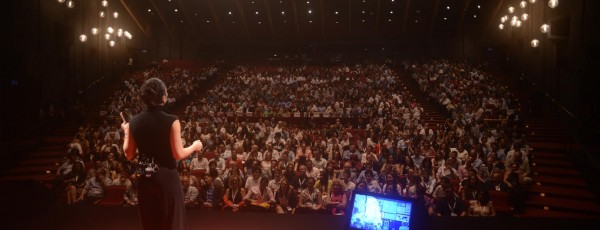 Maya Elhalal Levavi TED MED hosting