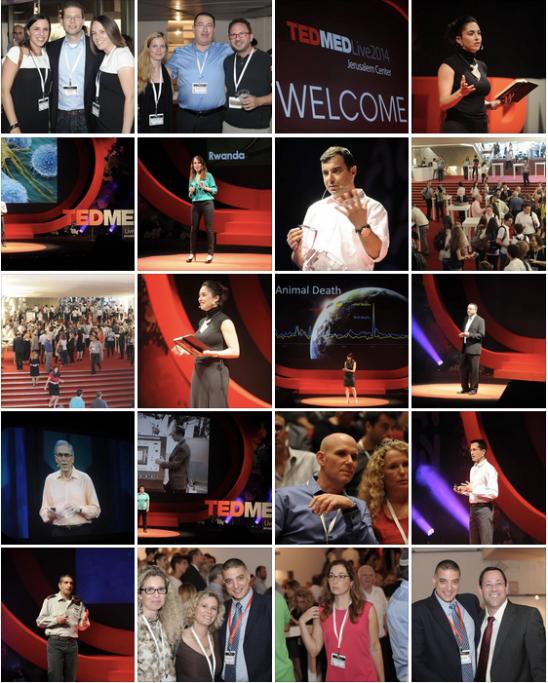 TED MED Maya Elhalal Levavi Israel