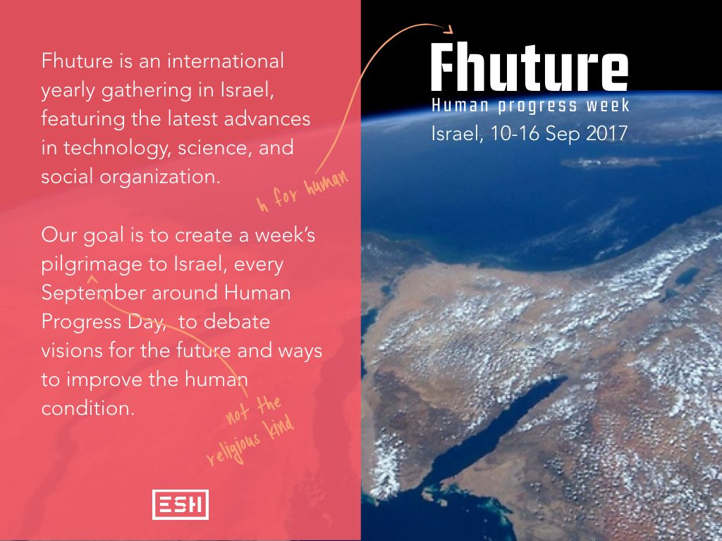 Fhuture - Human Progress Week by ESH Media .002